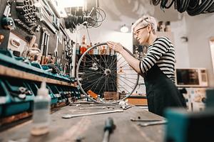 Creating jobs, saving ressources